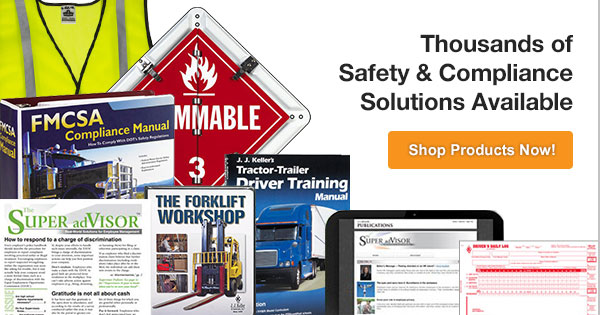 Thousands of safety and compliance solutions available.