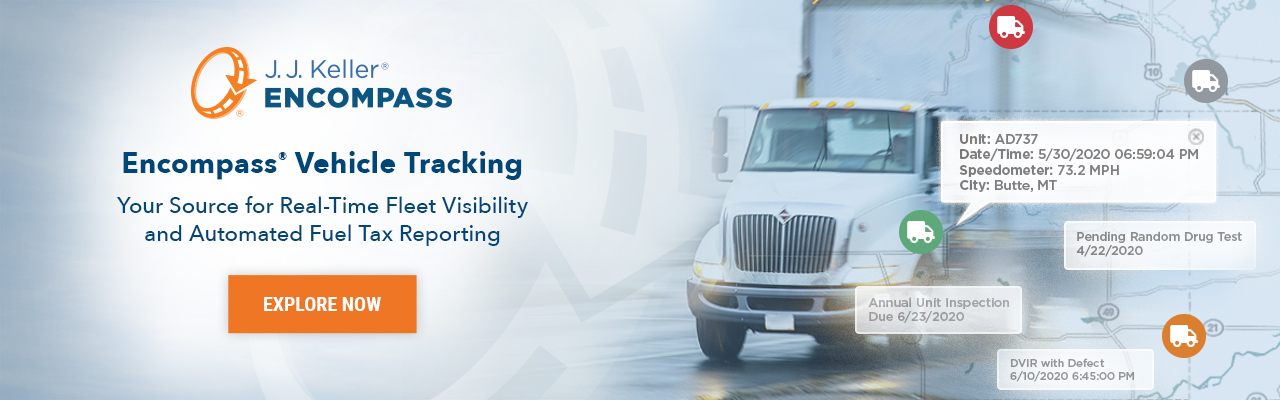 Click to learn more about tracking your vehicles.