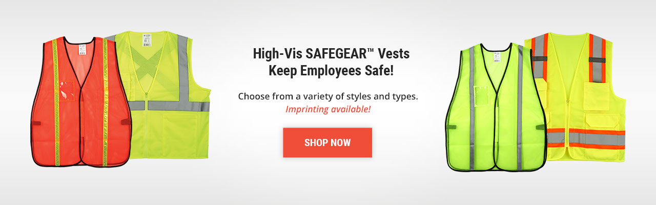 J. J. Keller SAFEGEAR Vests - Shop Now!